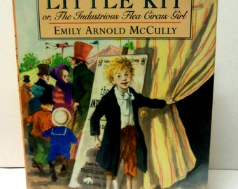 LITTLE KIT or, the Industrious Flea Circus Girl