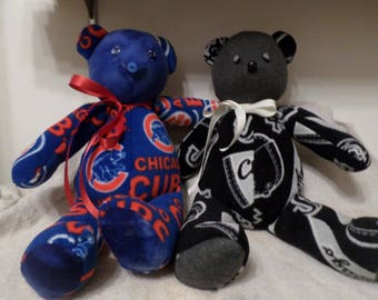 Chicago Cubs and Chicago White Sox Bears