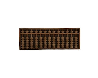 Small Vintage Abacus