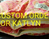 Twin Custom Blanket