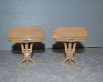 Plasco Dollhouse Side Table