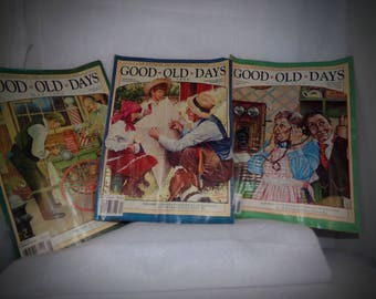 Vintage Advertising Magazines .  Good old days Magazines . Old stories Magazines . Old magazine Photos . Happy Days Gone By Ilustrations .