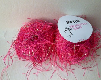Sale Hot Pink 56 Perla  by Trendsetter Yarns