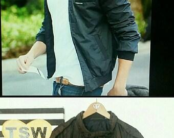 VINTAGE MEMBERS ONLY Jacket black 2XL
