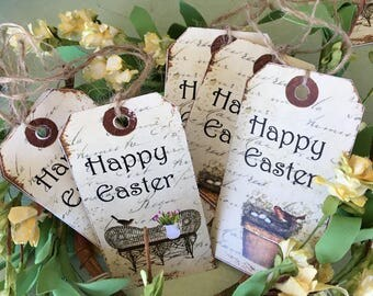 Chick Easter Tags