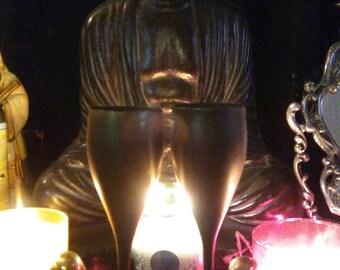 Vintage goblets, vintage  Chalice, chalice set of two