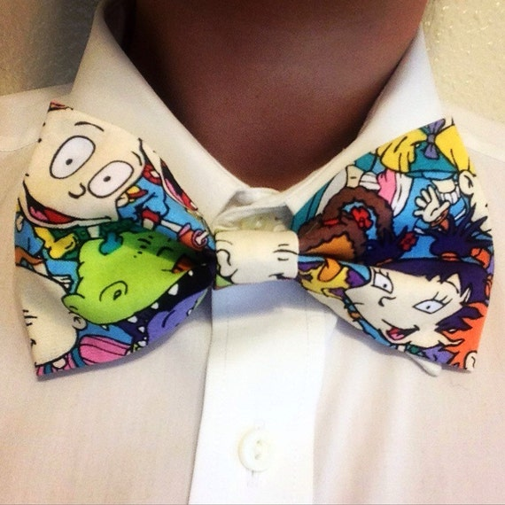 Rugrats Bow Tie