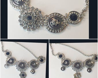 Snap Interchangeable Necklace