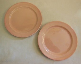 Vintage Taylor Smith & Taylor Lu-Ray Bread and Butter Plates set of 2 offers considered
