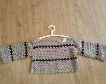 Spring pullover size 36/38