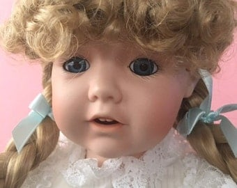 """Beautiful Art Doll from the """"Hello Dolly"""" Collection """"Hayley"""""""