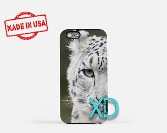 Leopard iPhone Case, Face iPhone Case, Leopard iPhone 8 Case, iPhone 6s Case, iPhone 7 Case, Phone Case, iPhone X Case, SE Case Protective