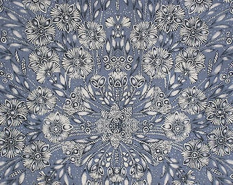 Lady Zadie C - Liberty Tana Lawn fabric