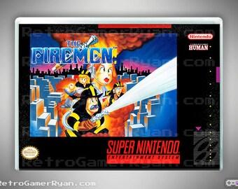 The Firemen (Super NES Reproduction)