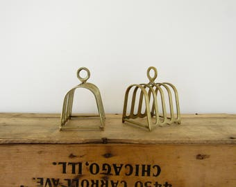 Brass Mail Caddy