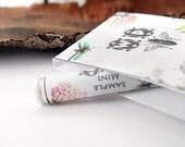 Natural Perfume samples, 2 BOTANICAL MINI samples Eco Friendly Fragrances, 100% Natural perfume tester, Organic Fragrance Cruelty Free