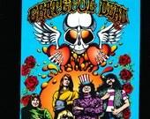 GRATEFUL DEAD Rock And Roll Comic Book