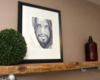 Christ Portrait - Print