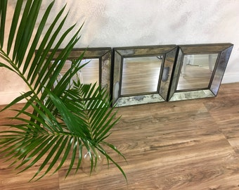 Industrial Distressed Mirrors