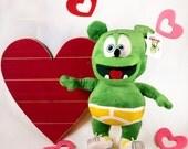 Gummibär The Gummy Bear Singing Plush Toy Stuffed Bear