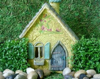 Brookside Cottage - Fairy House - Fairy Garden - Miniature Gardening