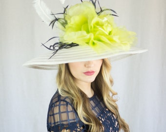 Kentucky Derby Fascinator -  BR2017-084
