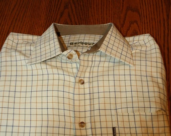 "Barbour "" The Tattersall Shirt"" 100% Cotton"