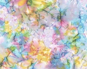 Blossom Batiks 2930-005 -  TOURMALINE