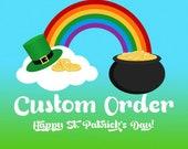 Custom Order for adafrancesca