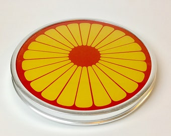 Beautiful flashy pie plate