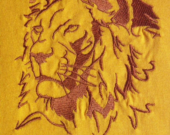 Childs' T-Shirt - 3 - 4 Years - Lion