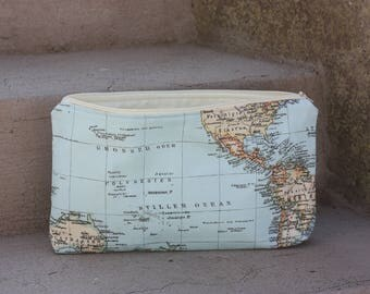 Travel the world - Medium sized project bag