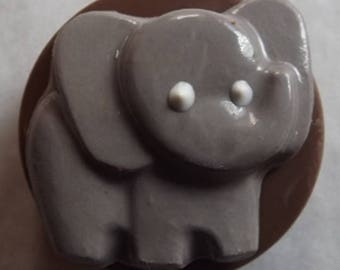 Elephant Oreo Chocolate Covered Cookie