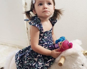 Unicorn Dress for Babies and Toddlers