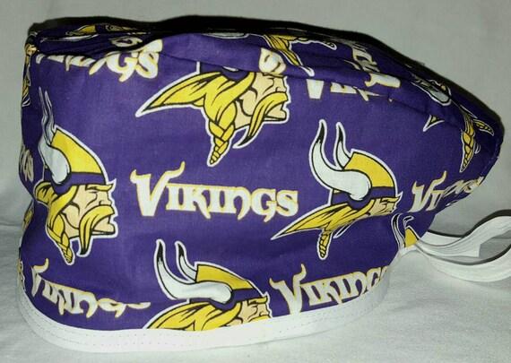 Vikings Surgical cap