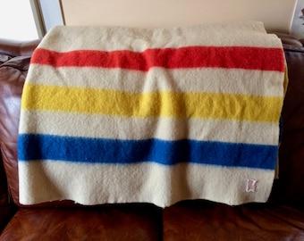 Golden Dawn Wool Lodge or Stadium Blanket