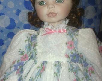 Haunted Vintage beautiful life-like baby art doll by Val Shelton / Ohnicio [Honor]