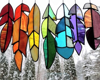 Stained Glass Chakras Collection