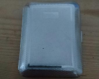 Small vintage cigarette case