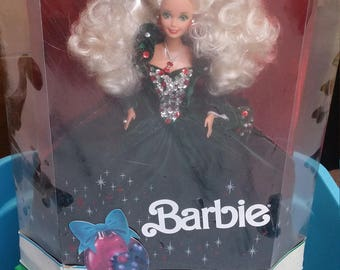 Holiday barbie 1991