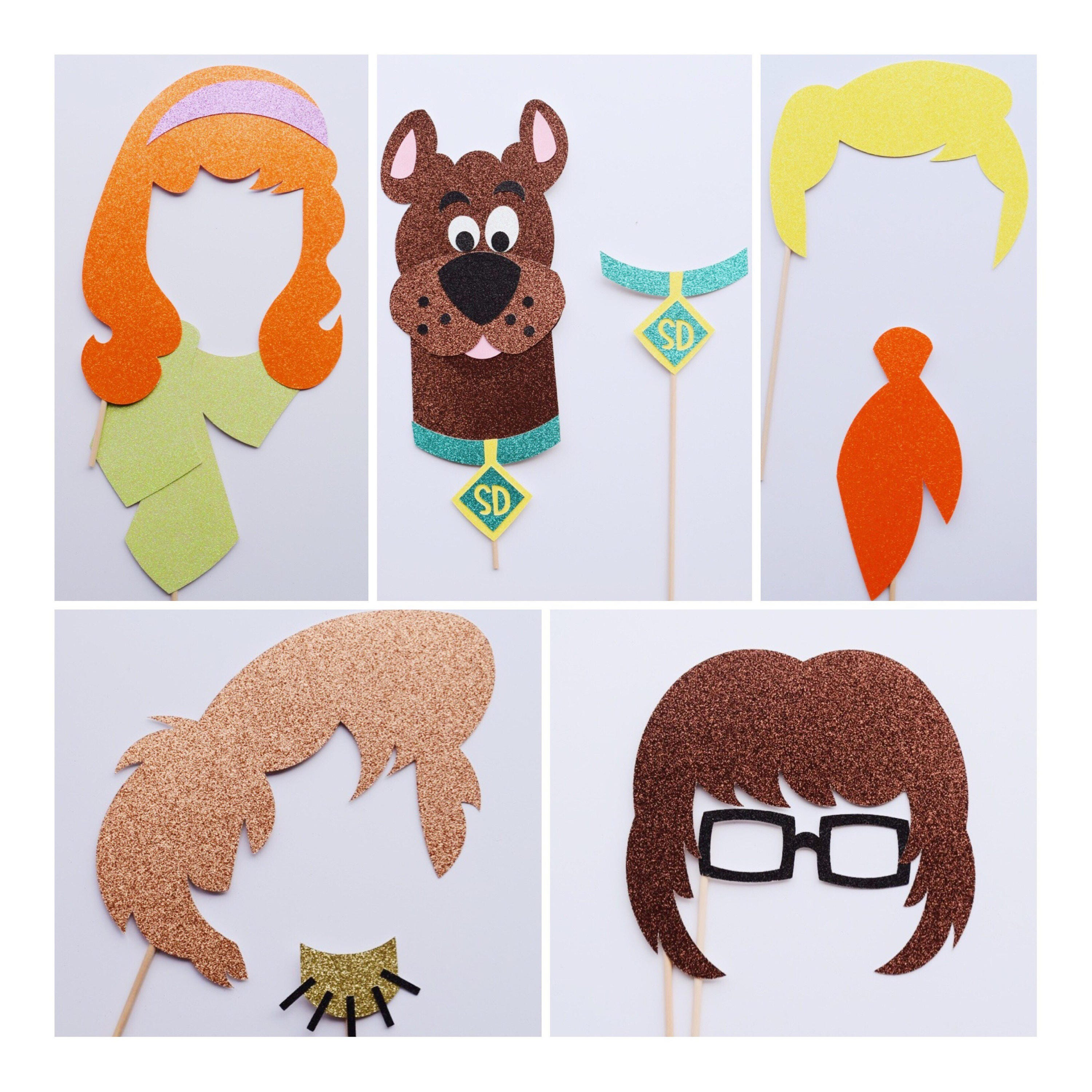 Scooby Doo Bedroom Accessories Scooby Doo Decor Etsy