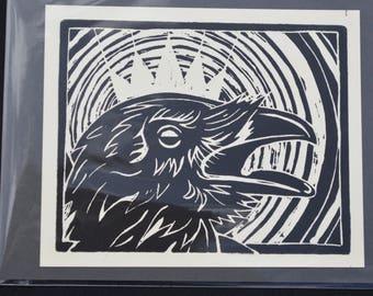 The Raven King Calls