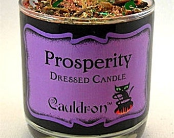 Prosperity Scented Jar Candle