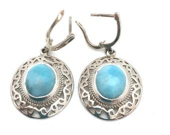 Sunburst larimer earrings