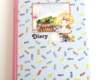 Miss school diary Chocolade  by Cangini filippi 1980 made in italy