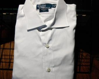 Polo white dress shirts