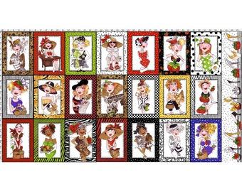 Loralie Designs - Sew Creative Panel - 691-808-B