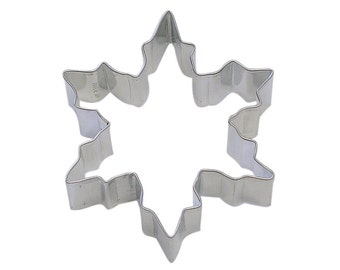 Snowflake Cookie Cutter 3''