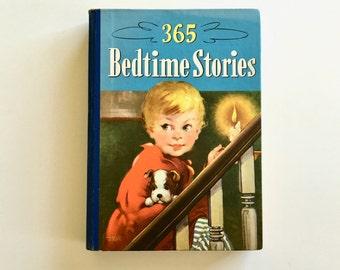 365 Bedtime Stories - Vintage Children's Story Book