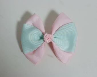 2 pcs/lot 2 inch, Grosgrain Bows, Wedding bows, boutique hair bows,hair clips,girls hair bows, baby,kids,teens, adults hair bow